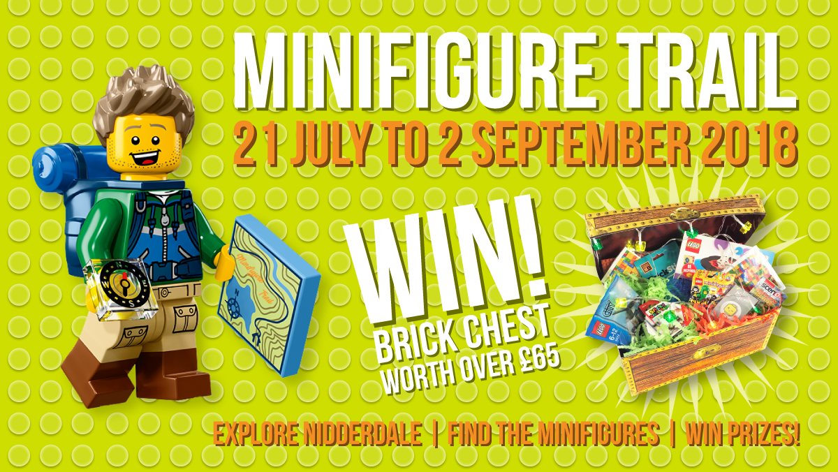 Minifigure Trail