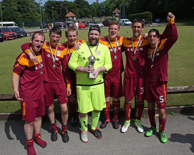Bradford Disability Football Tournament