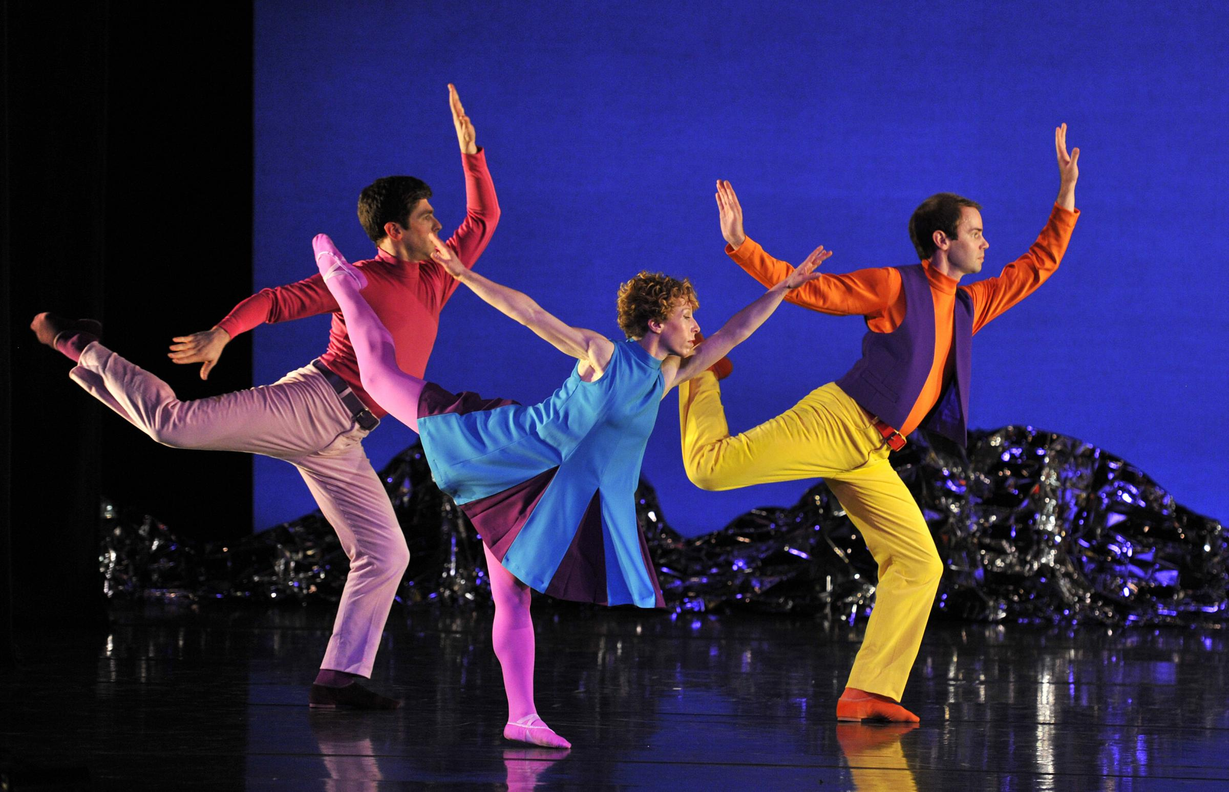 The Mark Morris Dance Group will present Pepperland at Bradford Alhambra. Picture by Robbie Jack
