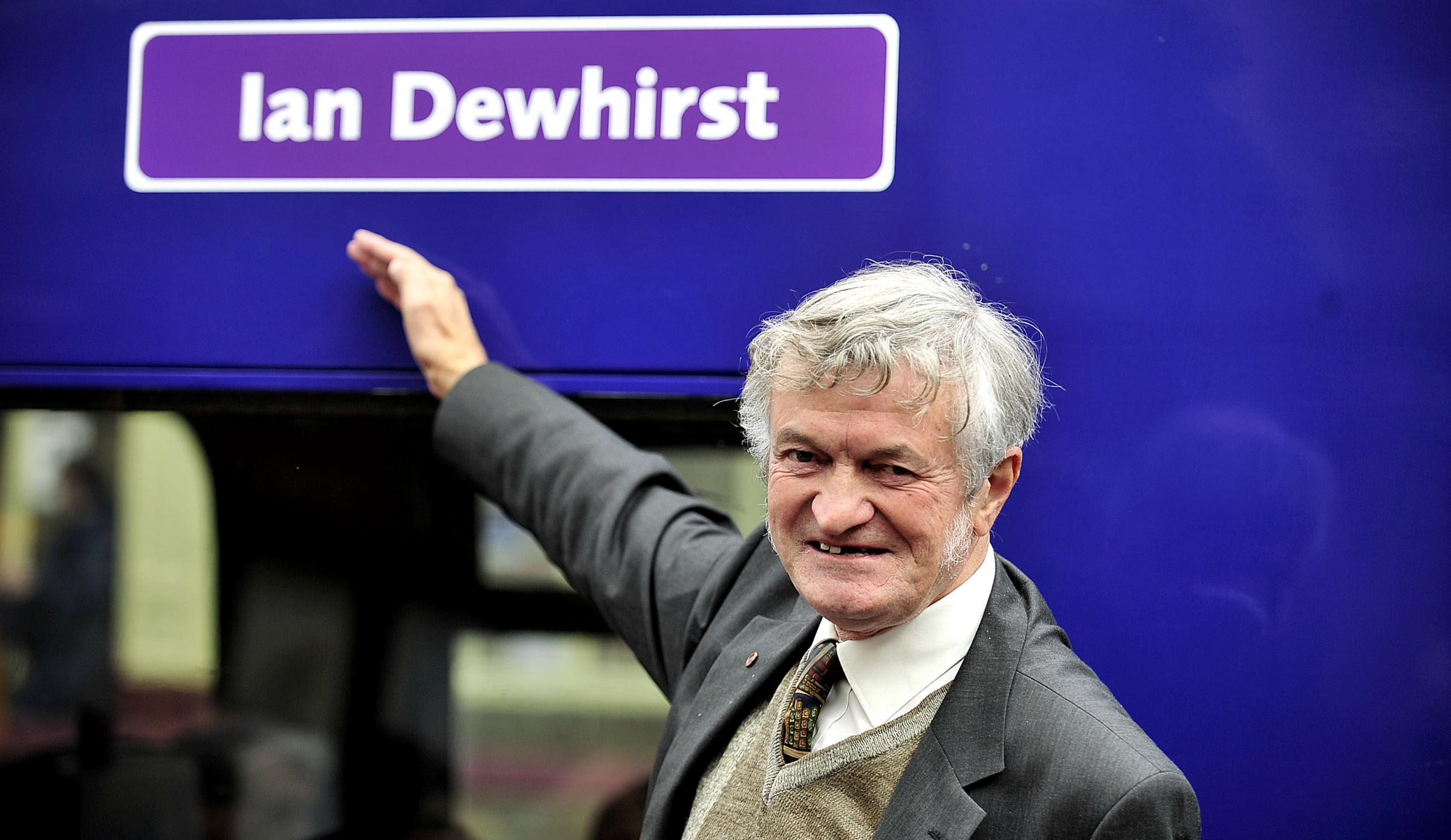Ian Dewhirst, Keighley historian