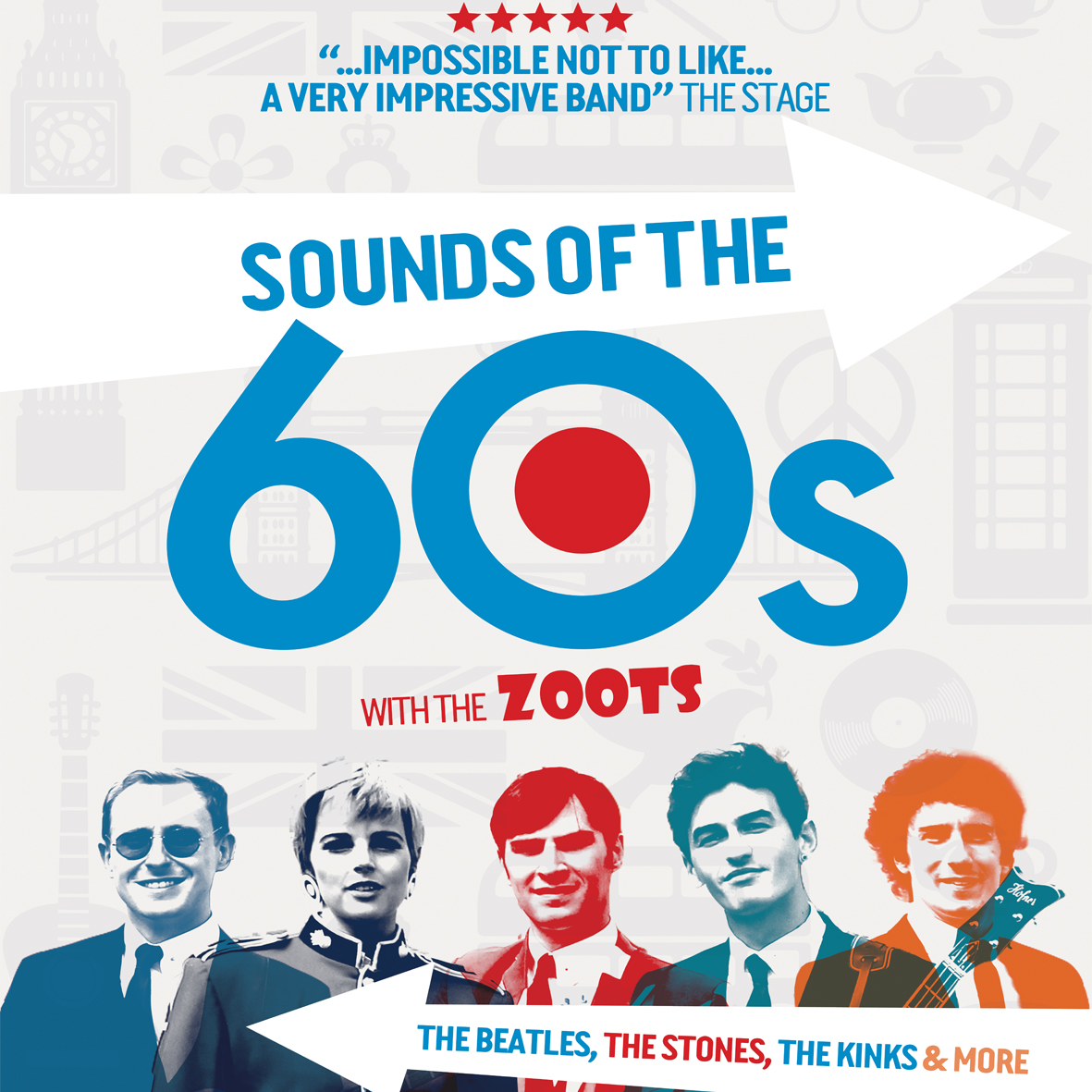 Sounds of the 60s @ Kings Hall, Ilkley
