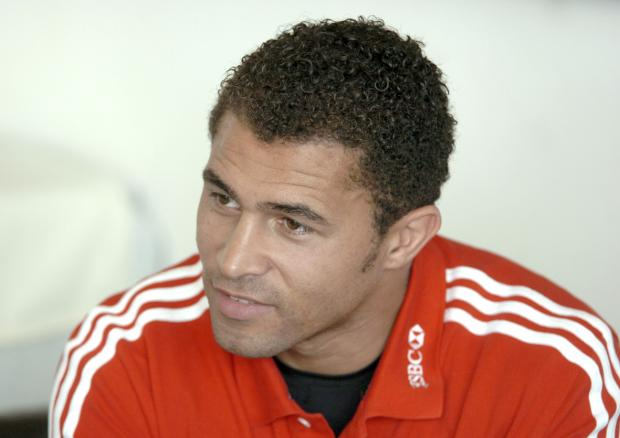 Jason Robinson will be player coach