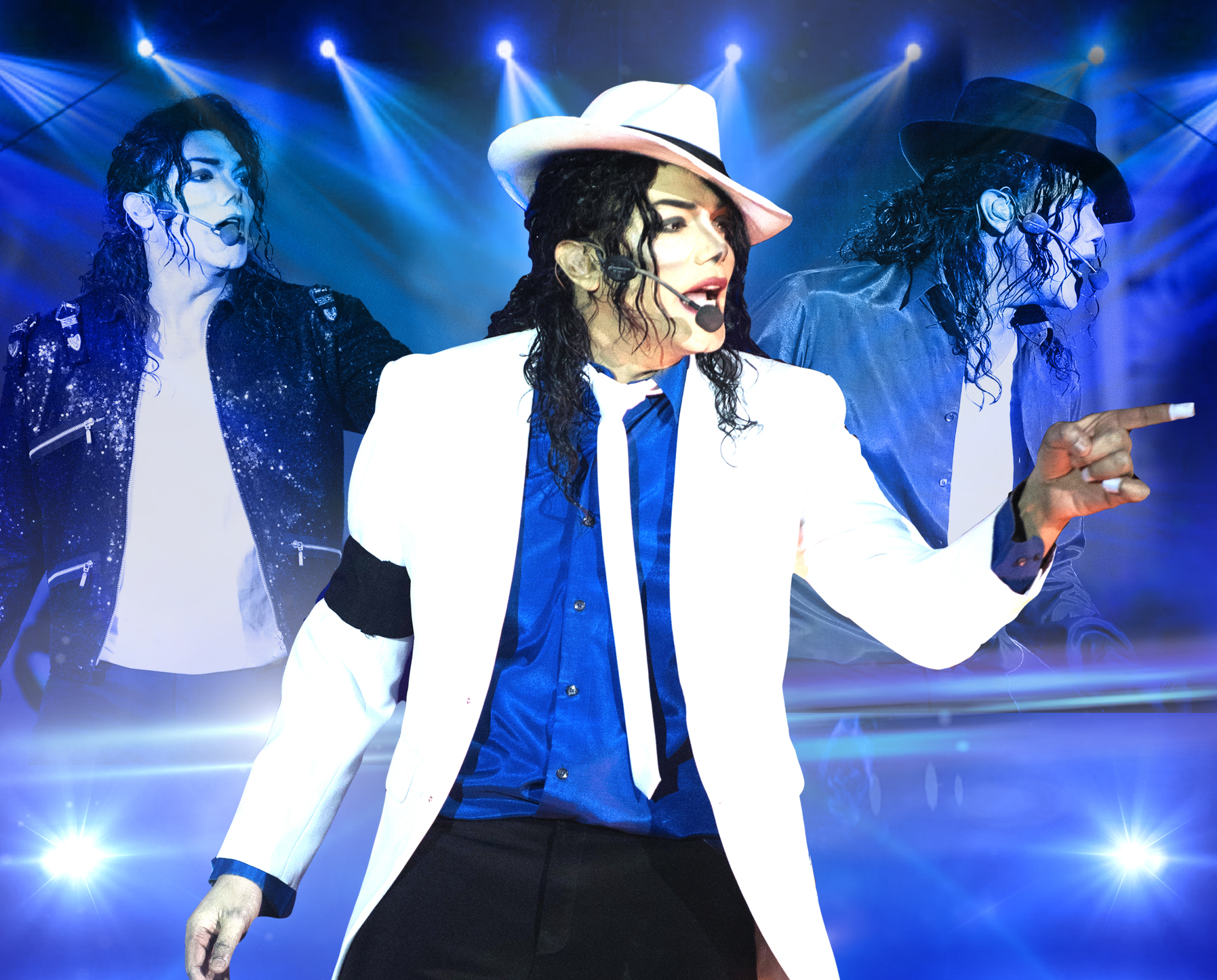 King Of Pop – The Legend Continues stars world-renowned Michael Jackson tribute artist Navi