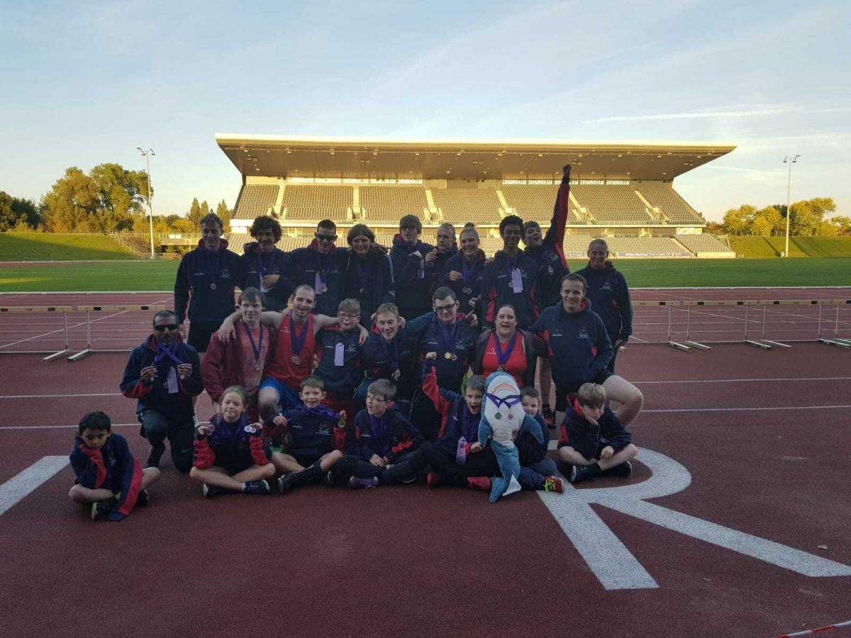 Bradford Disability Sports and Leisure thrive in Birmingham