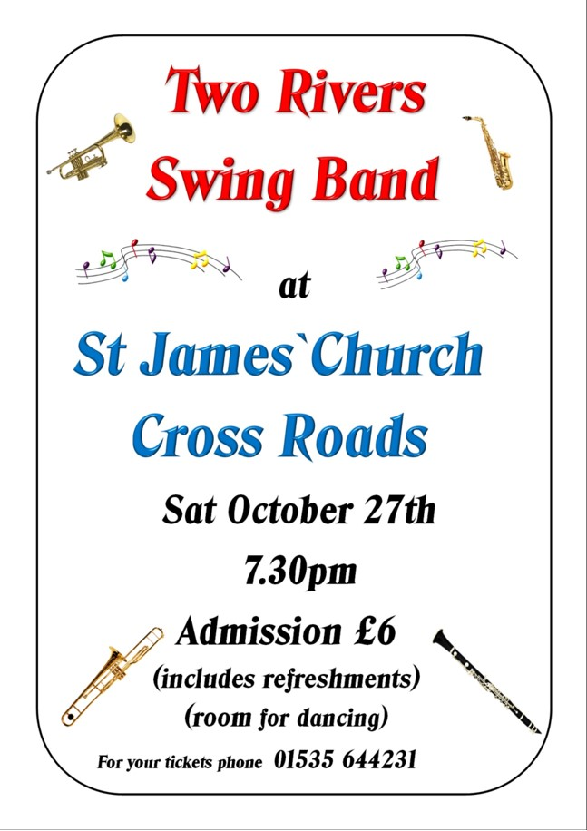Two Rivers Swing Band Concert