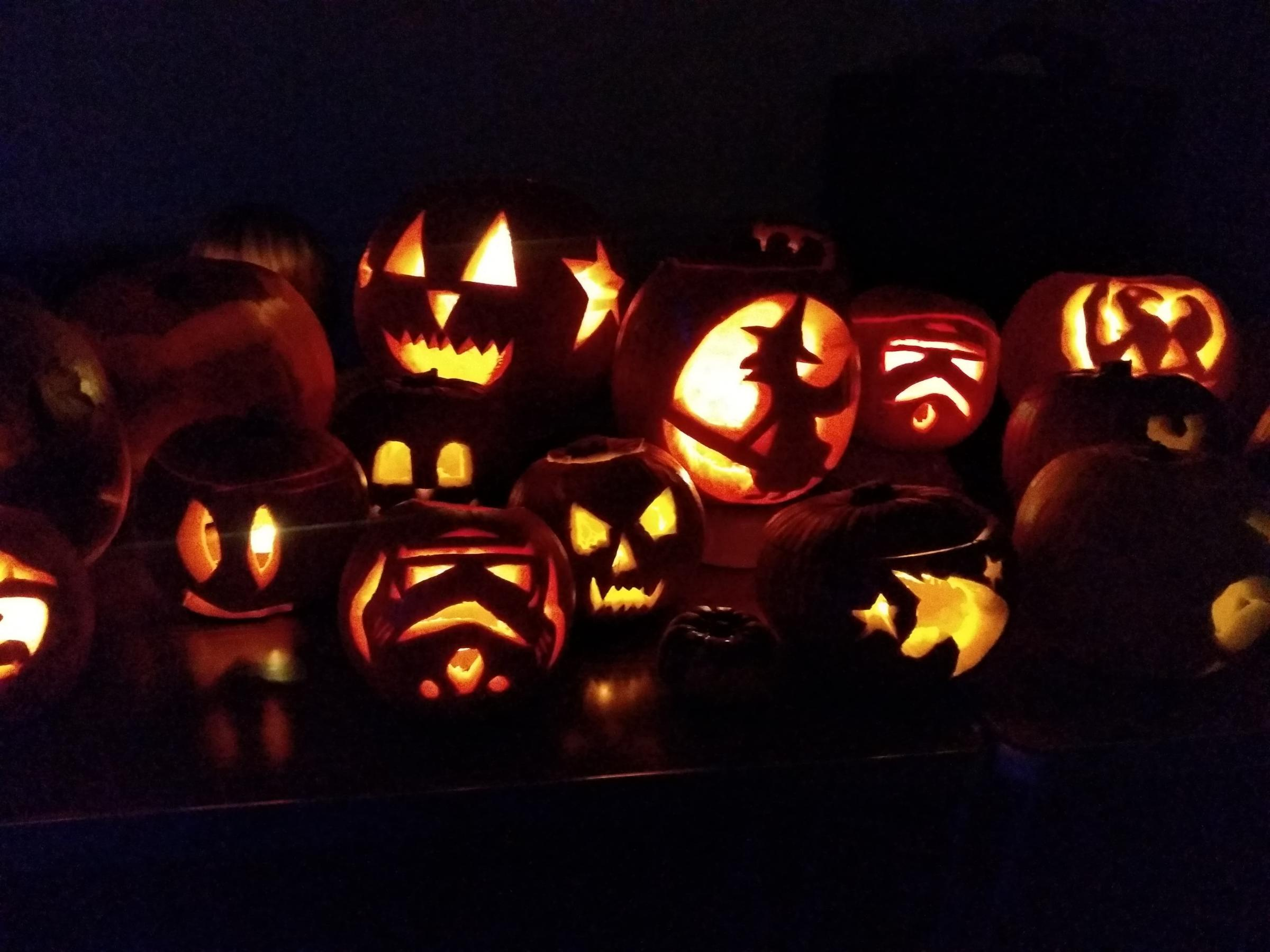 spooktacular halloween pumpkin carving at west lane baptist church rh keighleynews co uk