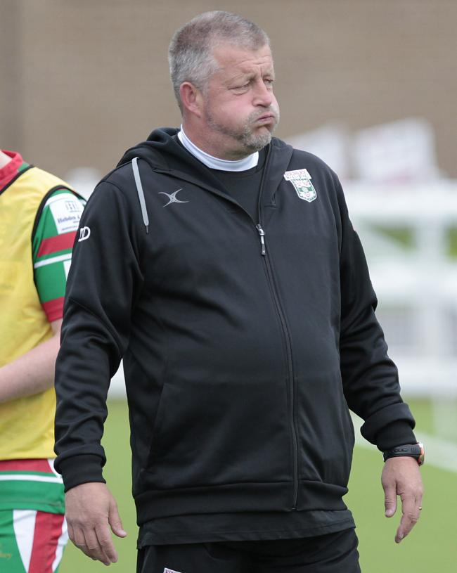 Dave Duxbury has left his role as director of rugby at Keighley