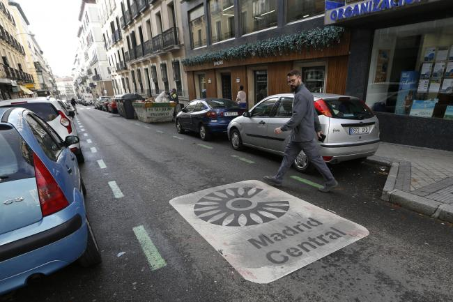 Madrid Launches Ban On Most Polluting Cars Keighley News