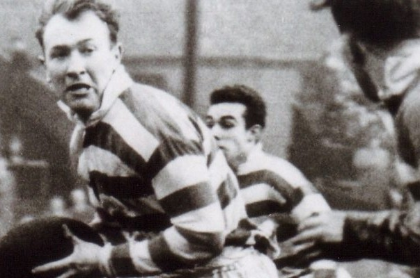 Tributes have been paid to Keighley Hall of Famer Garfield Owen. Picture: Halifax RLFC