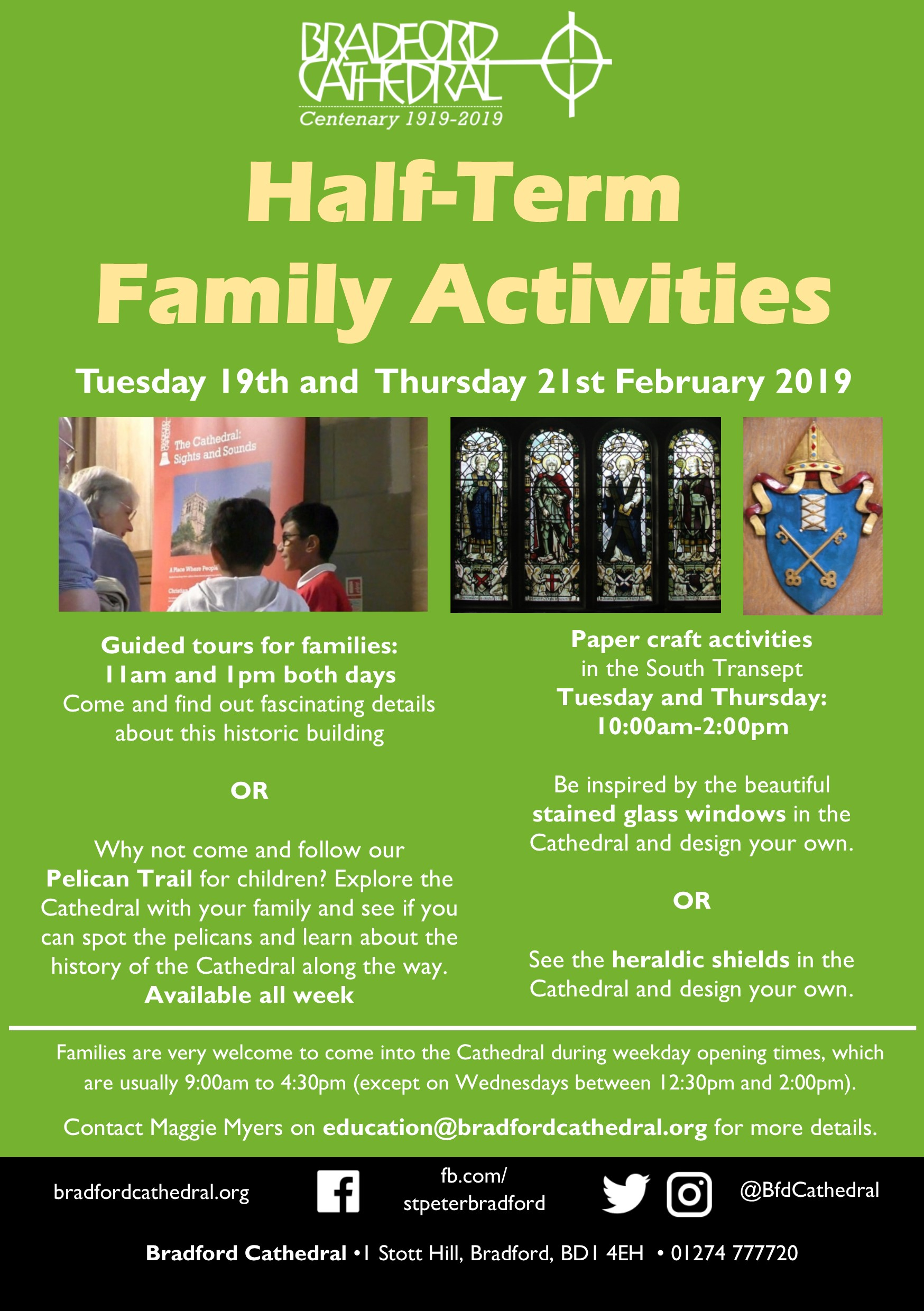 Half-Term Family Activities