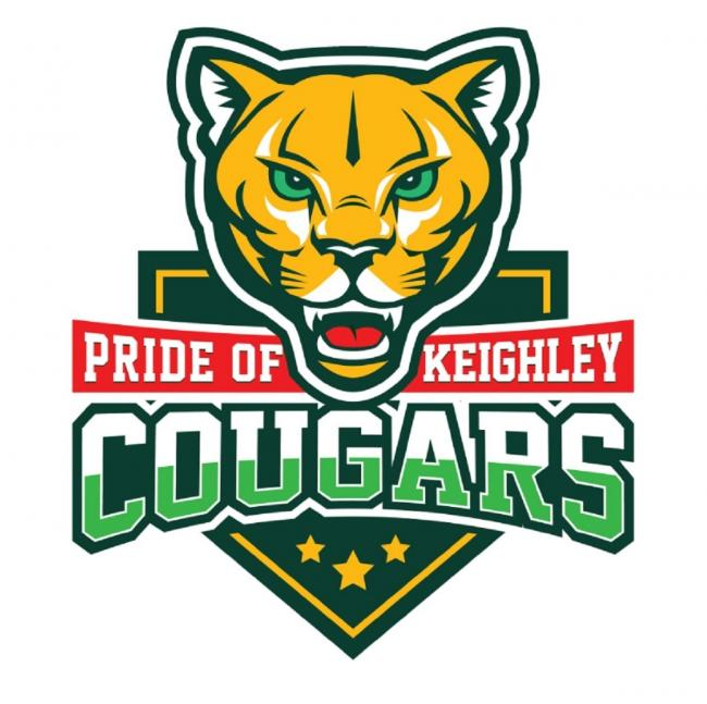 The new-look Keighley Cougars badge, which was unveiled on social media today
