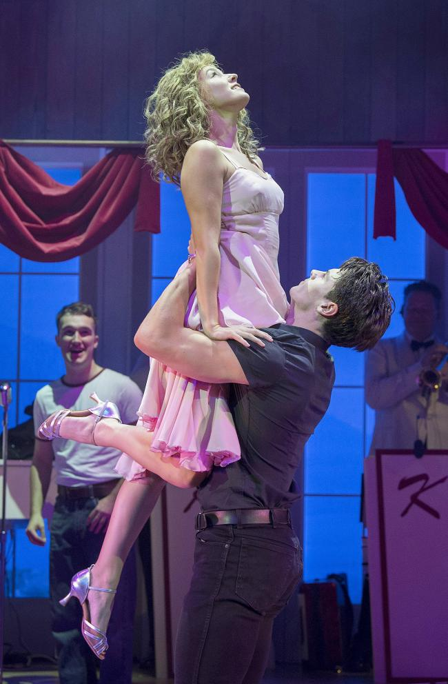 Dirty Dancing - The Classic Story On Stage picture by Alastair Muir
