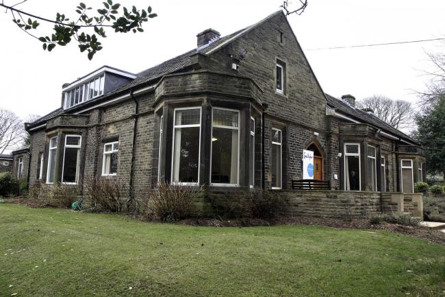 Manorlands hospice at Oxenhope.