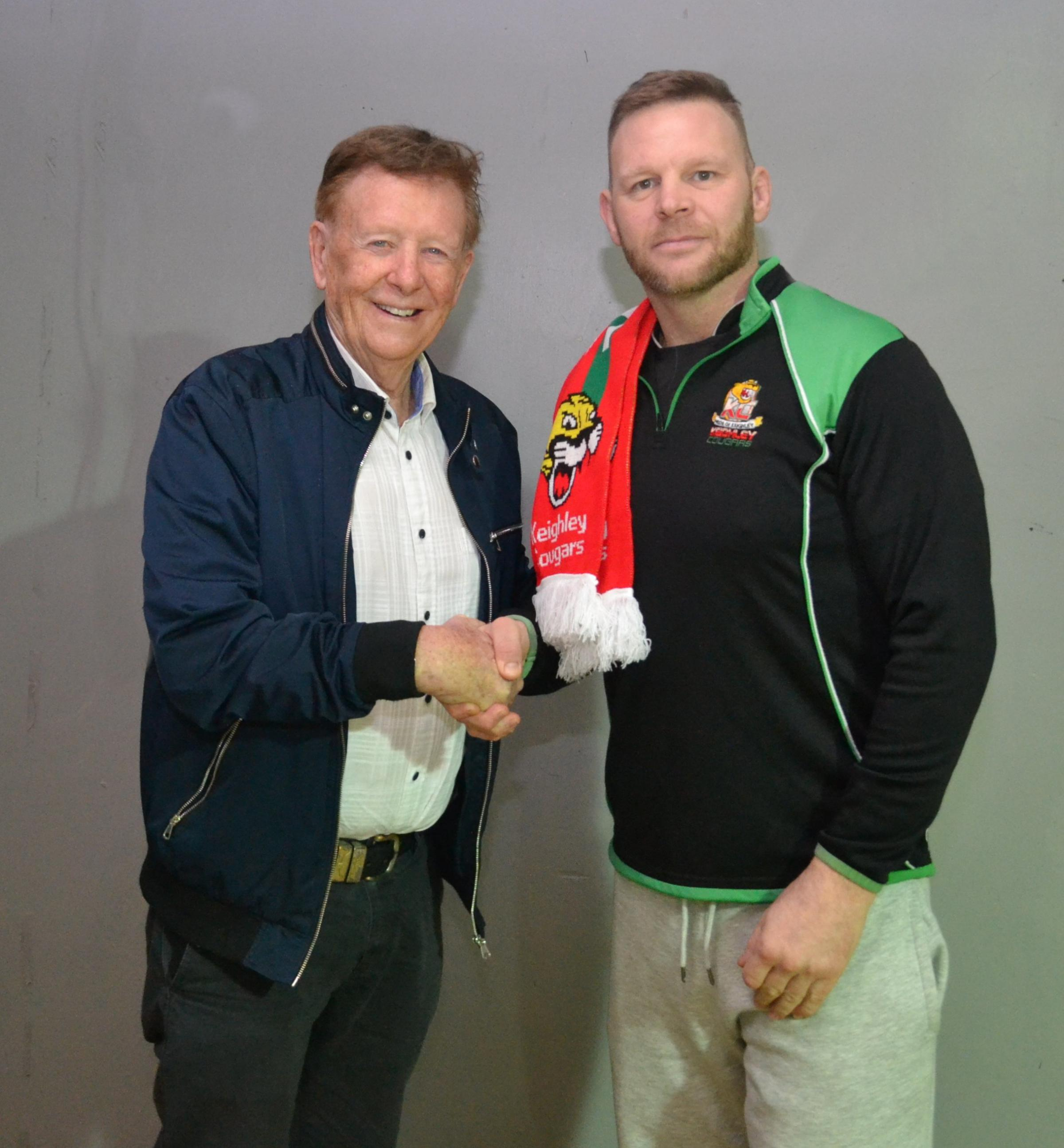Image result for jamie thackray keighley cougars