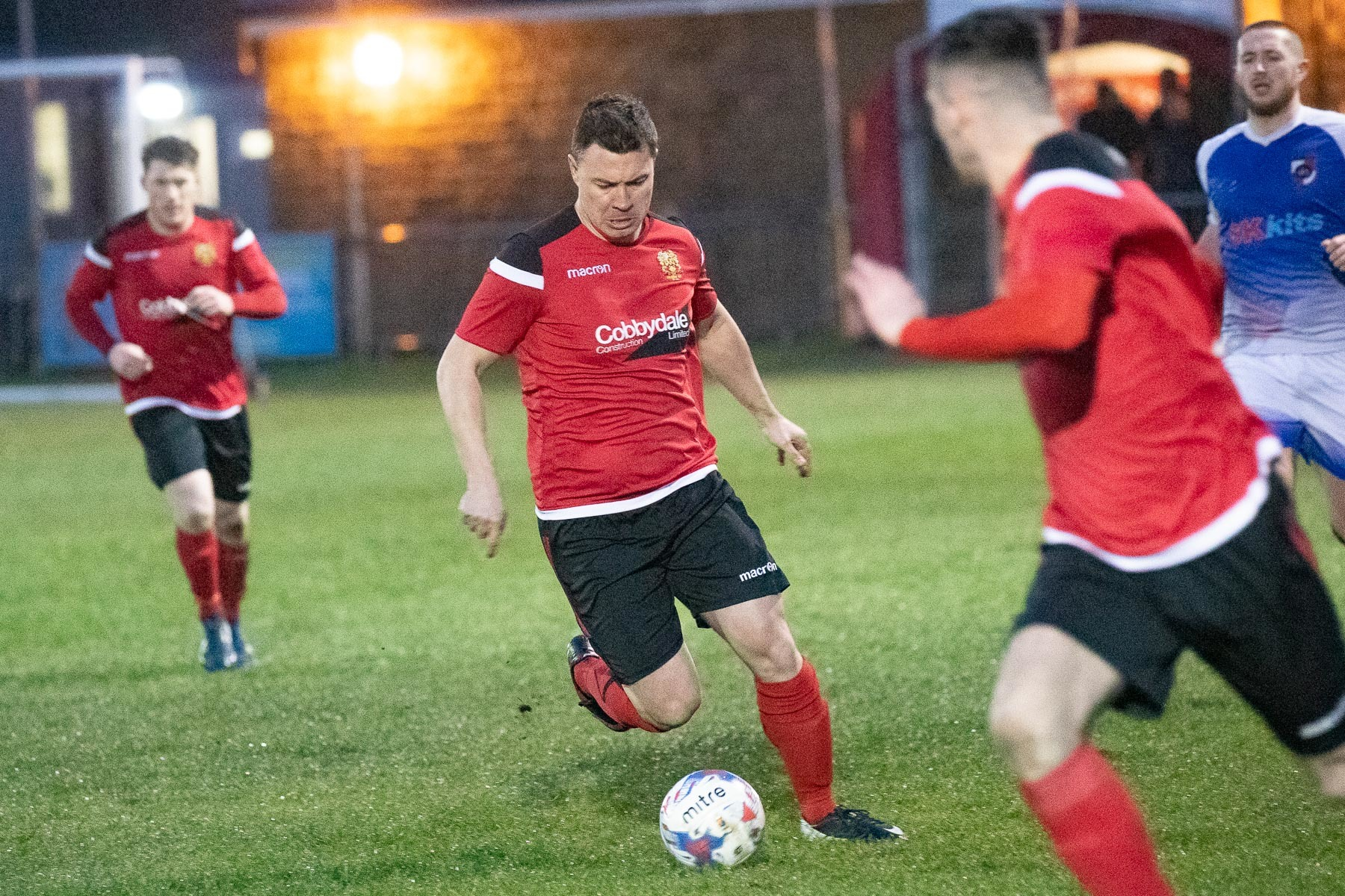 Silsden manager Danny Forrest says his team have come through a difficult spell stronger