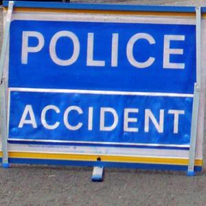 Woman injured in road collision in Crossflatts