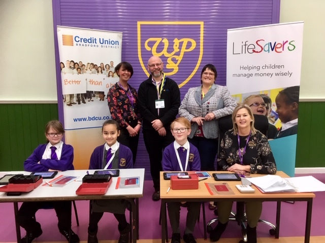 The credit union's latest primary school saving's club launch