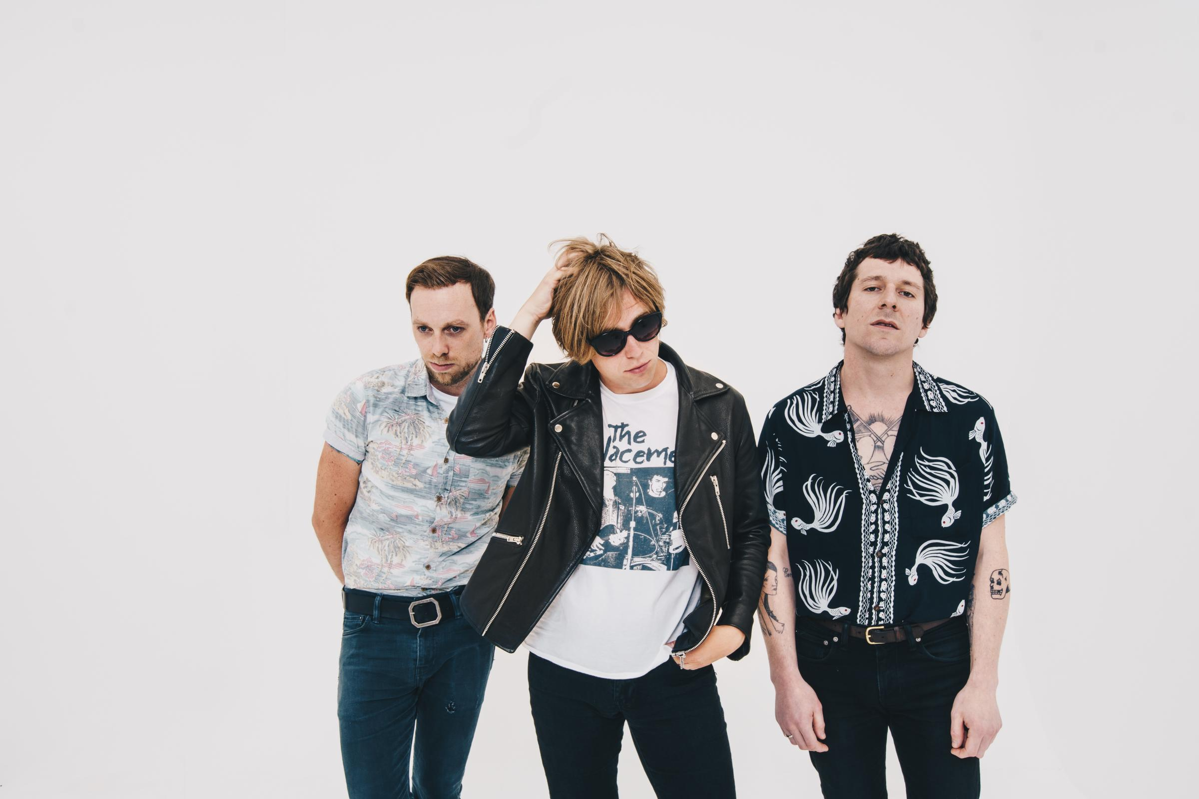 The XCerts are touring with new EP Wildheart Dreaming