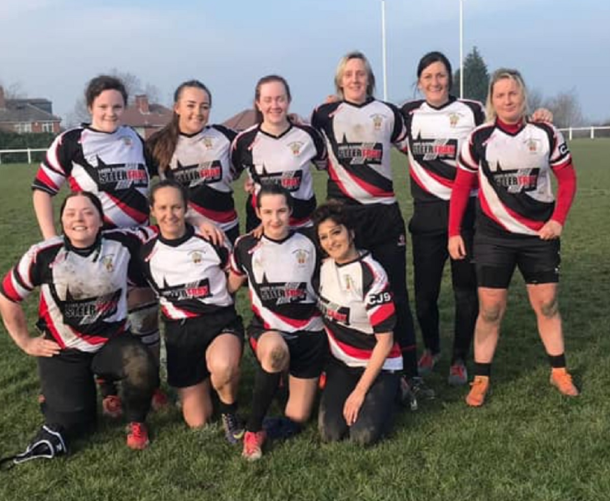 The 10 players who grabbed an against-the-odds 52-10 win over a full-strength South Leeds Spartans