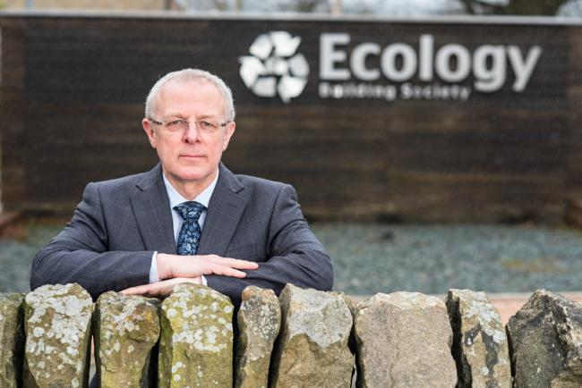 Paul Ellis, of the Ecology Building Society