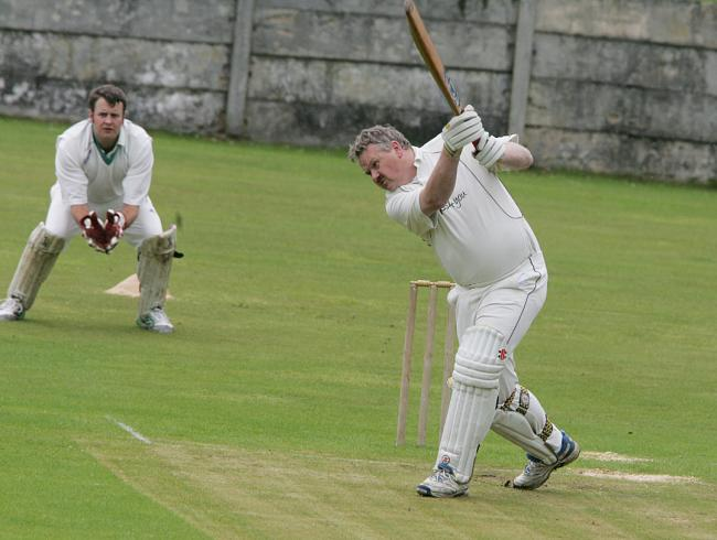 Thornton-in-Craven's Kev Pollard scored 61 in their Division Three win over Silsden