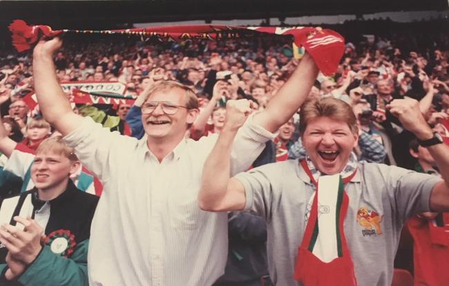 It has been 25 years since Phil Larder's Cougars lifted the Second Division title at Old Trafford