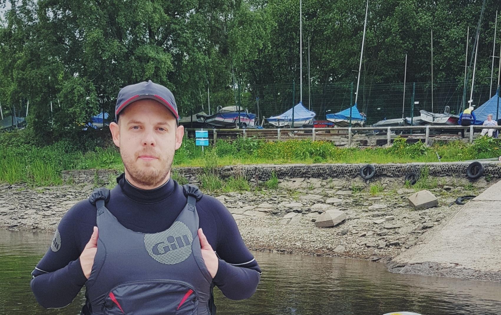 Plain sailing at Denholme for new recruit Jonathan